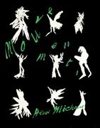 """Couverture du livre d'Henri Michaux """"Mouvements"""""""